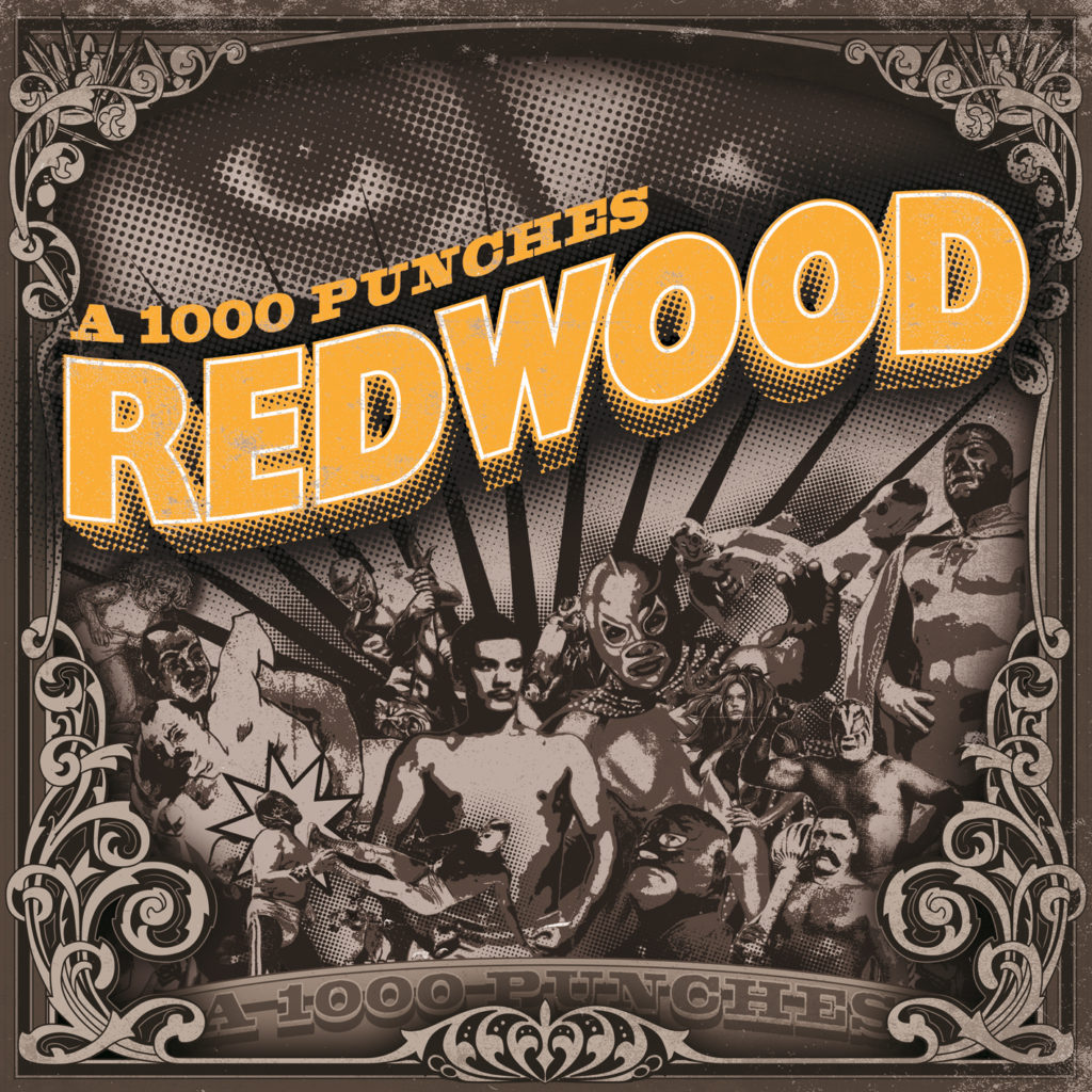Redwood - A 1000 Punches