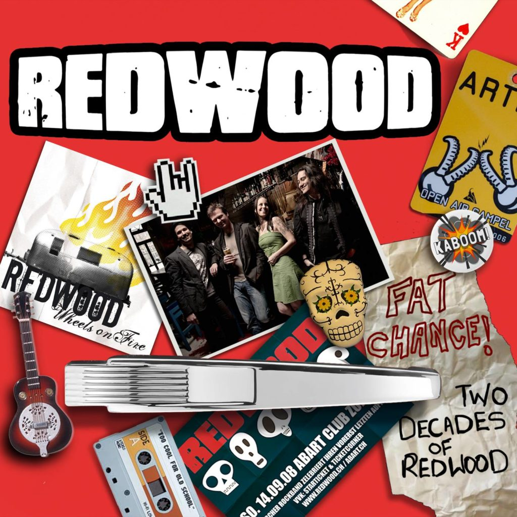 Redwood - Fat Chance (Two Decades of Redwood)