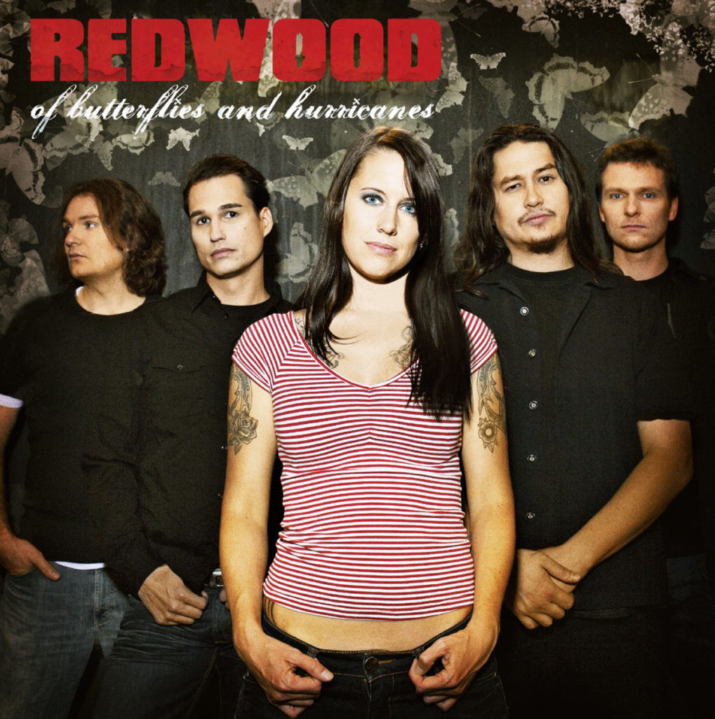 Redwood - Of Butterflies & Hurricanes_300dpi